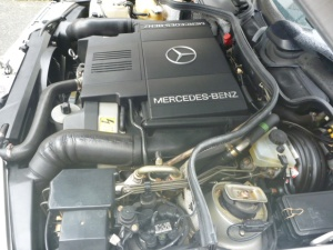 1993 mercedes benz 500e for sale japan