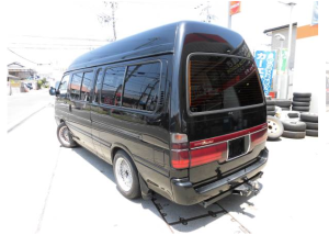 1996 toyota hiace super long wheel base kzh132v 3.0 diesel for sale in japan 288k-1