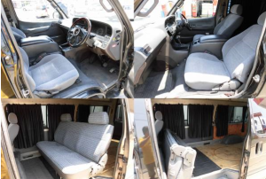 1996 toyota hiace super long wheel base kzh132v 3.0 diesel for sale in japan 288k-2