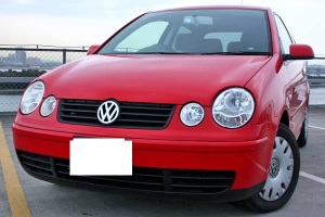 2003 vw volkswagen polo for sale japan 34k-1