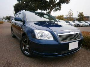 2004 toyota avensis wagon azt255w 4wd for sale japan