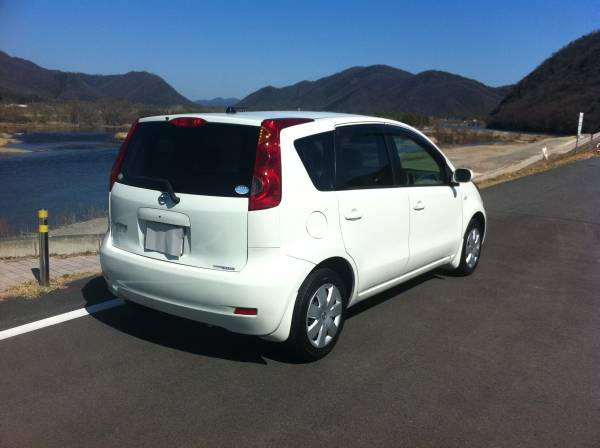 2006 nissan note e11 for sale japan jpn car name for sale japan burma mogok ruby dealer put. Black Bedroom Furniture Sets. Home Design Ideas