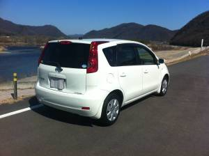 2006 nissan note e11 for sale japan-1