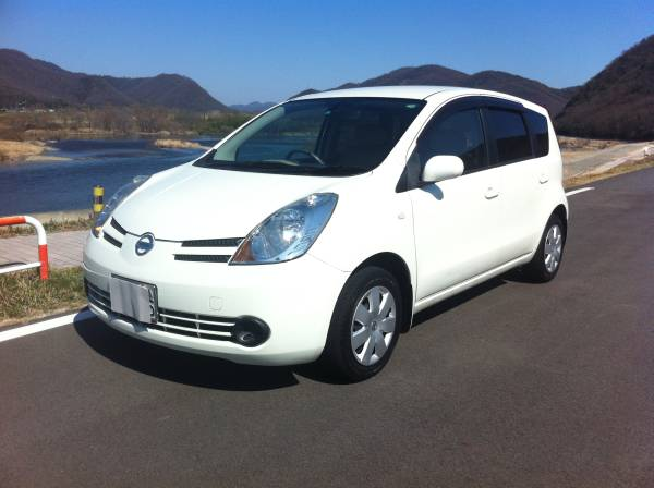 2006 Nissan Note E11 For Sale Japan Jpn Car Name For