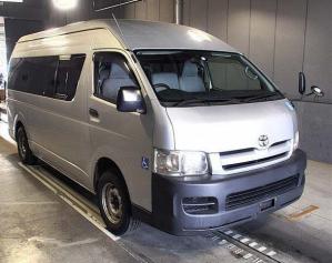 2007 toyota hiace vans model kdh225k kdh225 kdh 225 for sale in japan