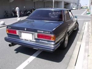 1983 toyota mark 2 ii grande gx61 for sale in japan 160k-1