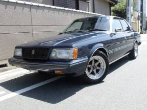 1983 toyota mark 2 ii grande gx61 for sale in japan 160k