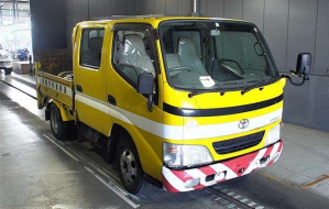 toyota dyna ly230 double cabin for sale in japan