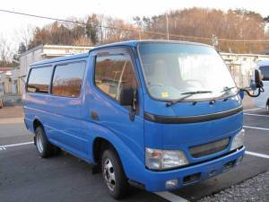 2003 toyota dyna root van ly240 sale japan