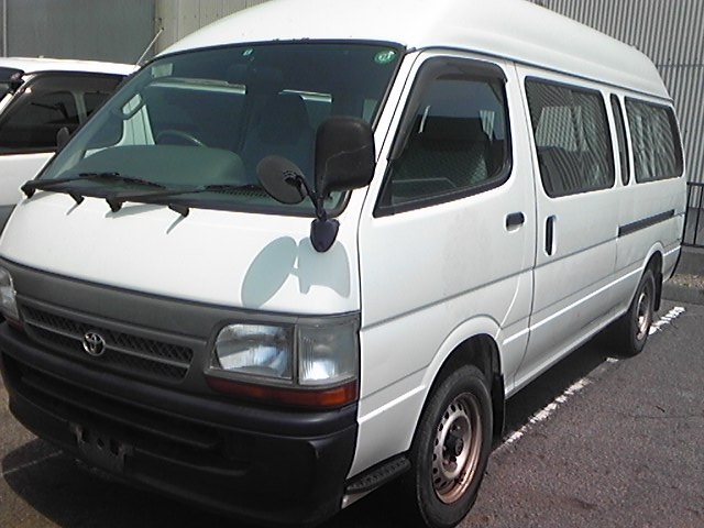 2008 Toyota Corolla For Sale >> 2016 2008 1999 toyota hiace commuter bus trh 228 15 seater ...