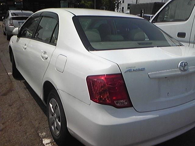 2008 Toyota Corolla For Sale >> axio | JPN CAR NAME +FOR+SALE+JAPAN,tel fax +81 561 42 ...