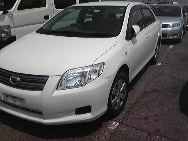 2008 toyota corolla axio x grade nze141 for sale japan jpn car name for sale japan is gogle. Black Bedroom Furniture Sets. Home Design Ideas