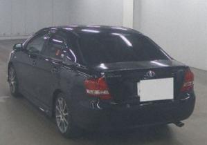 toyota corolla axio nze141 1.5 GT trd turbo for sale in japan