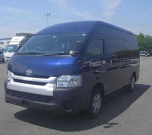 2016 toyota hiace comuuter bus super long gl for sale in japan