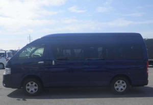 trh228 toyota hiace commuter bus for sale in japan