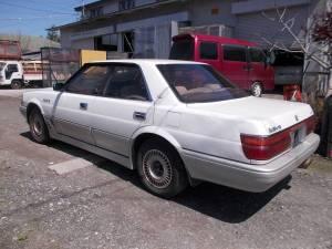 1990 toyota crown royal saloon uzs131 sales japan 120k-1