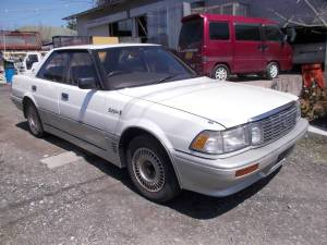 1990 toyota crown royal saloon uzs131 sales japan 120k