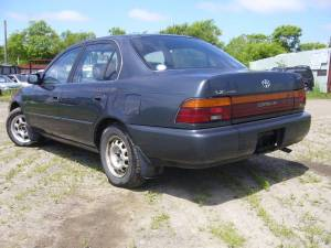 1993 toyota corollas ce100 lx limited sales japan 114k-1