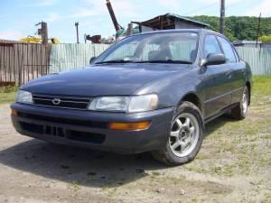 1993 toyota corollas ce100 lx limited sales japan 114k