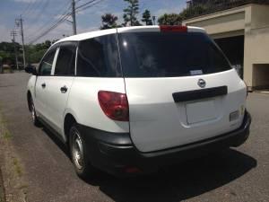 2007 nissan ad van vy12 sales japan 55k-1