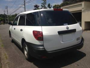 2007 nissan ad van vy12 sales japan 55k-1