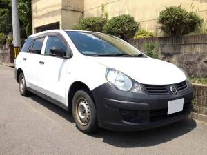 2007 nissan ad van vy12 sales japan 55k