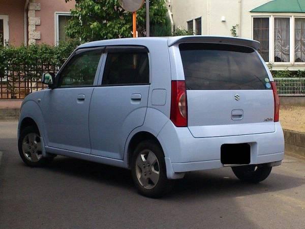 Suzuki Alto Manual Transmission Ha24s 2005 For Sale Japan