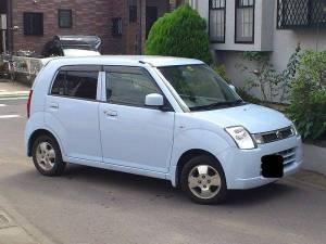 suzuki alto 2005 ha24s for sale japan 124k