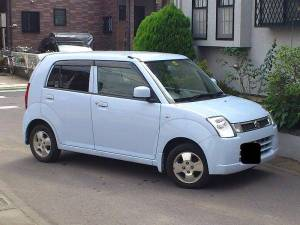 suzuki alto 2005 ha24s for sale japan 124k