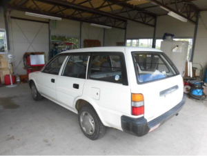 1990 toyota corolla van ee 96 ee96 ee96v 1.3 for sale in japan 130k-1