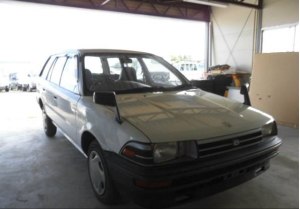 1990 toyota corolla van ee 96 ee96 ee96v 1.3 for sale in japan 130k