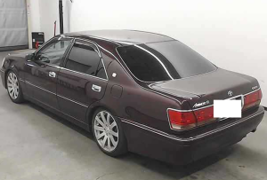 1999 toyota crown athlete V 1JZ turbo 2.5 for sale in japan