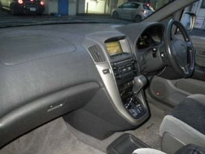 1999 toyota harrier 3.0 multi mcu10w 67k sales japan-1
