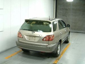 1999 toyota harrier 3.0 multi