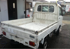 2000 daihatsu hijet kei truck s200p for sale japan 135k-1