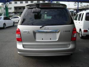 2001 mazda mpv lw5w 2.5 navigation tv sales japan 78k-1