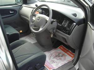 2001 mazda mpv lw5w 2.5 navigation tv sales japan 78k-2