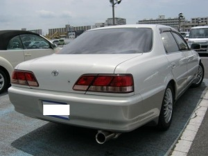 2001 toyota cresta exeed g sales japan jzx100 2.5-1