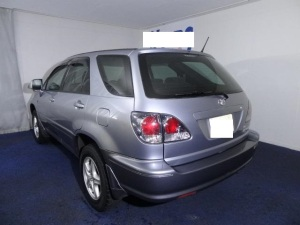 2001 toyota harrier mcu10w 8.3k 3.0 sales japan-1