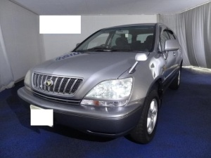 2001 toyota harrier mcu10w 8.3k 3.0 sales japan