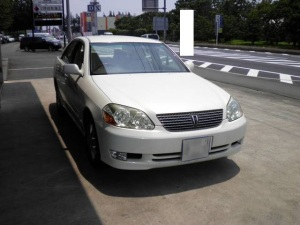 2001 toyota mark ii grande jzx110 sales japan 76k