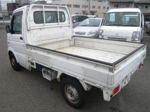 2003 suzuki carry truck da63t 650cc sale japan 92k-1