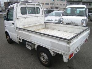 2003 suzuki carry truck da63t 650cc sale japan 92k-1
