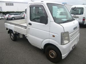 2003 suzuki carry truck da63t 650cc sale japan 92k