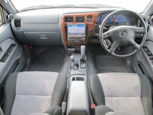 2003 toyota hilux double cab rzn169h 2.7 sale japan 40k-2