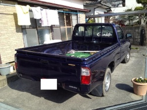 2003 toyota hilux rzn147 sale japan 2.0-1 pickup truck