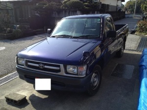 2003 toyota hilux rzn147 sale japan 2.0 pickup truck