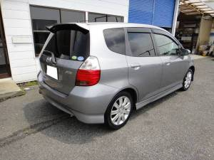 2004 honda fit type s gd1 1.3 sale japan 92k-1