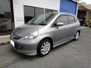 2004 honda fit type s gd1 1.3 sale japan 92k