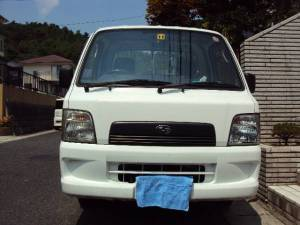 2004 subaru sambar mini truck sale japan 109k